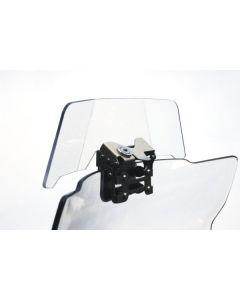Windscreen spoiler BMW R 1200 GS Adventure up to 2013 lockable