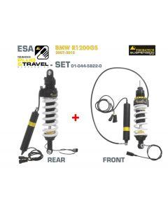 Touratech Suspension Plug & Travel-ESA SET for BMW R1200GS Model 2007-2010