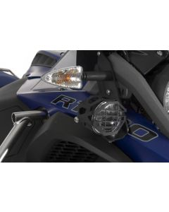 Set of LED auxiliary headlights fog/fog for BMW R1250GS Adventure/ R1200GS Adventure from 2014, black