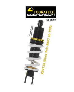 Touratech Suspension shock absorber for HONDA XRV750 Africa Twin RD07 from 1993 type Level1