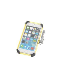 "Handlebar bracket ""iBracket"" for Apple iPhone 6 Plus/7 Plus/8 Plus/ XS Max, motorcycle & bicycle"