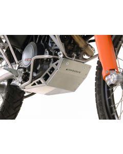 Aluminium engine guard,  KTM 690 Enduro / Enduro R / Husqvarna 701