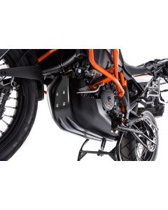 Engine protector RALLYE for KTM 1050 ADV/ 1090 ADV/ 1190 ADV/ 1290 Super ADV, black