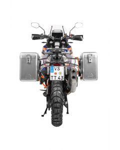 ZEGA Mundo aluminium pannier system for KTM 1290 Super Adventure S/R (2021-)