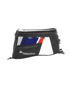 """Tank bag """"Ambato Exp Tricolor"""" for the Honda CRF1000L Africa Twin / CRF1100L Africa Twin"""