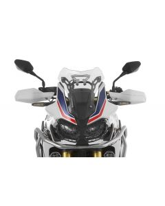 Windscreen, S, transparent, for Honda CRF1000L Africa Twin/ CRF1000L Adventure Sports