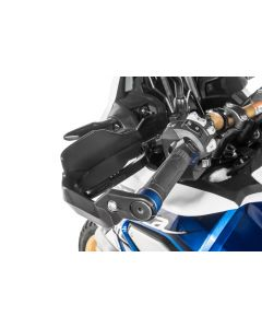 Touratech hand protectors GD, black for Honda CRF1100L Africa Twin / CRF1100L Adventure Sports / CRF1000L Africa Twin / CRF1000L Adventure Sports